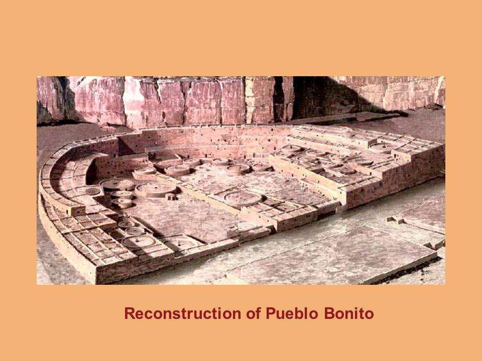 Reconstruction of Pueblo Bonito