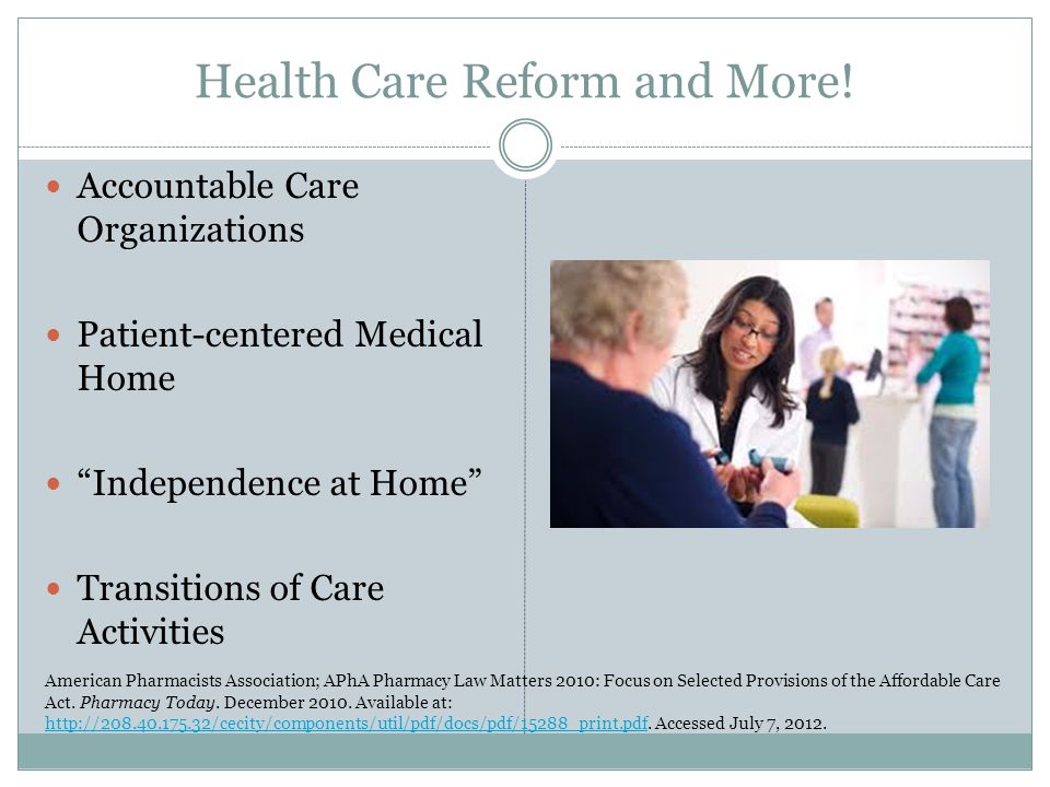 Health Care Reform and More!
