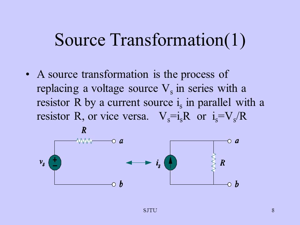 Source Transformation(1)