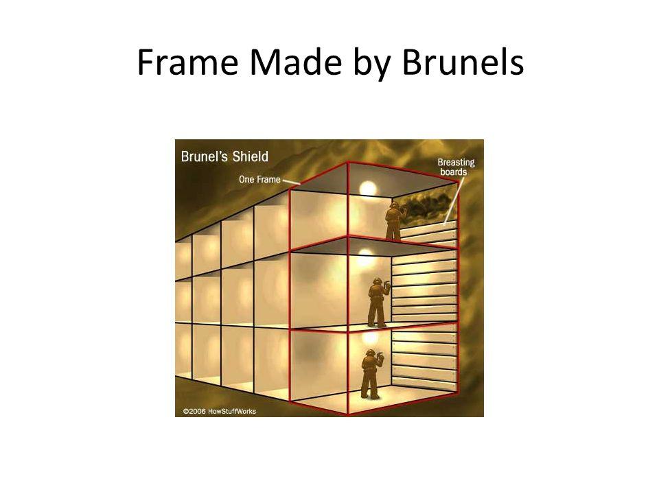 Frame Made by Brunels