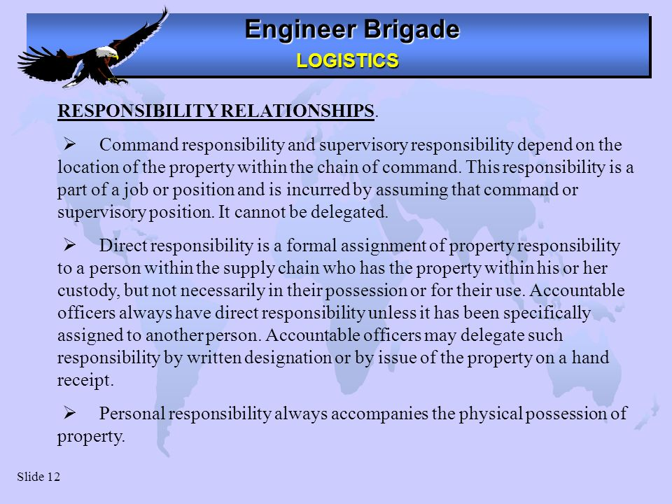 Accountability starts with holding responsible individuals accountable