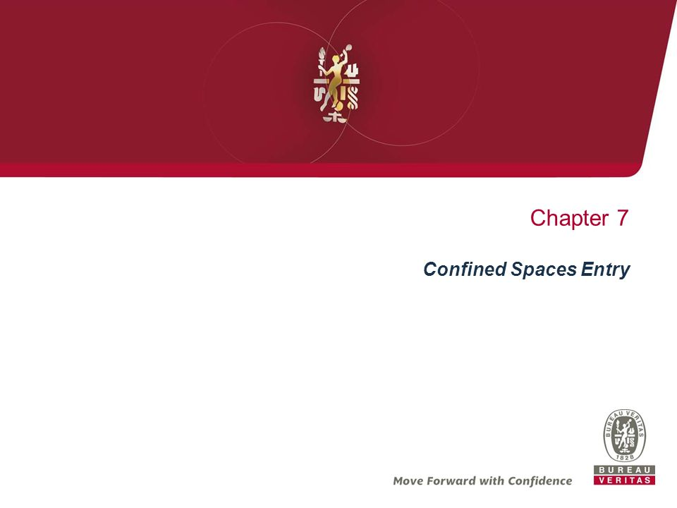 Chapter 7 Confined Spaces Entry