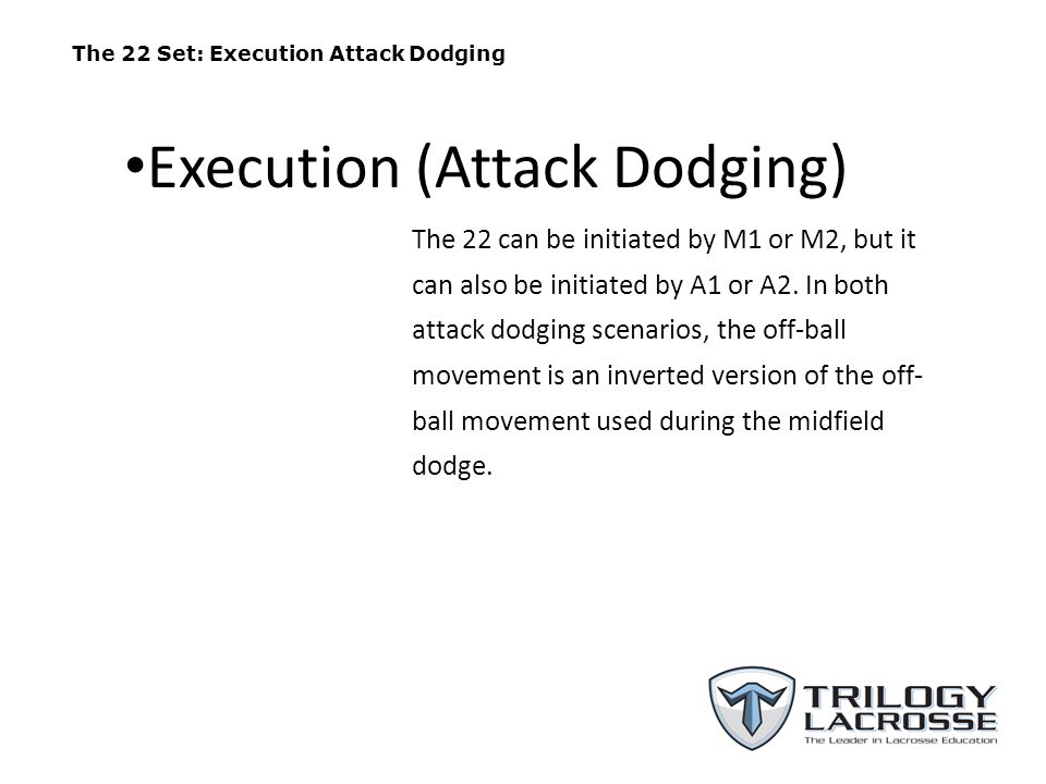 Execution (Attack Dodging)