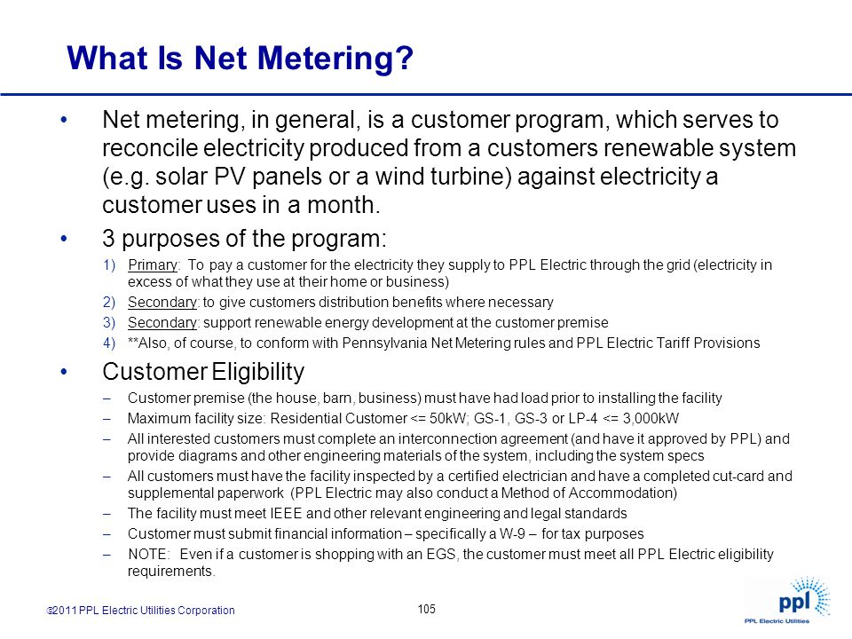 What Is Net Metering