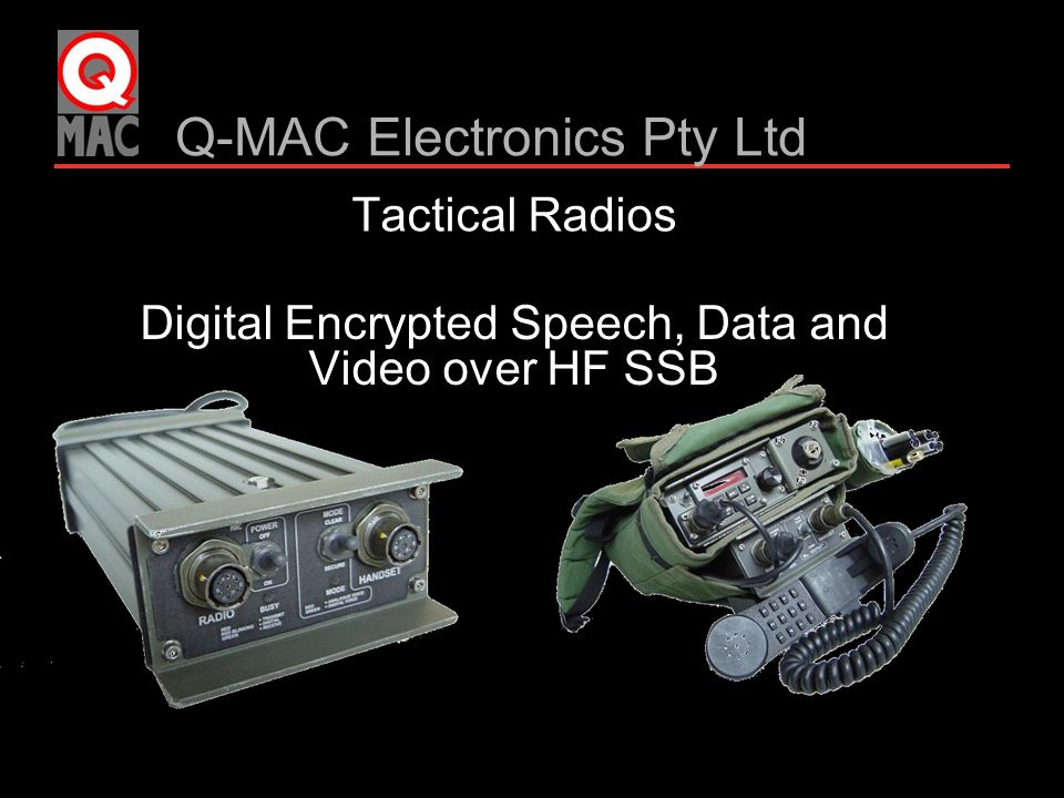 Q-MAC Electronics Pty Ltd
