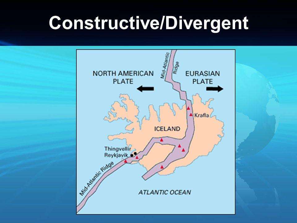 Constructive/Divergent