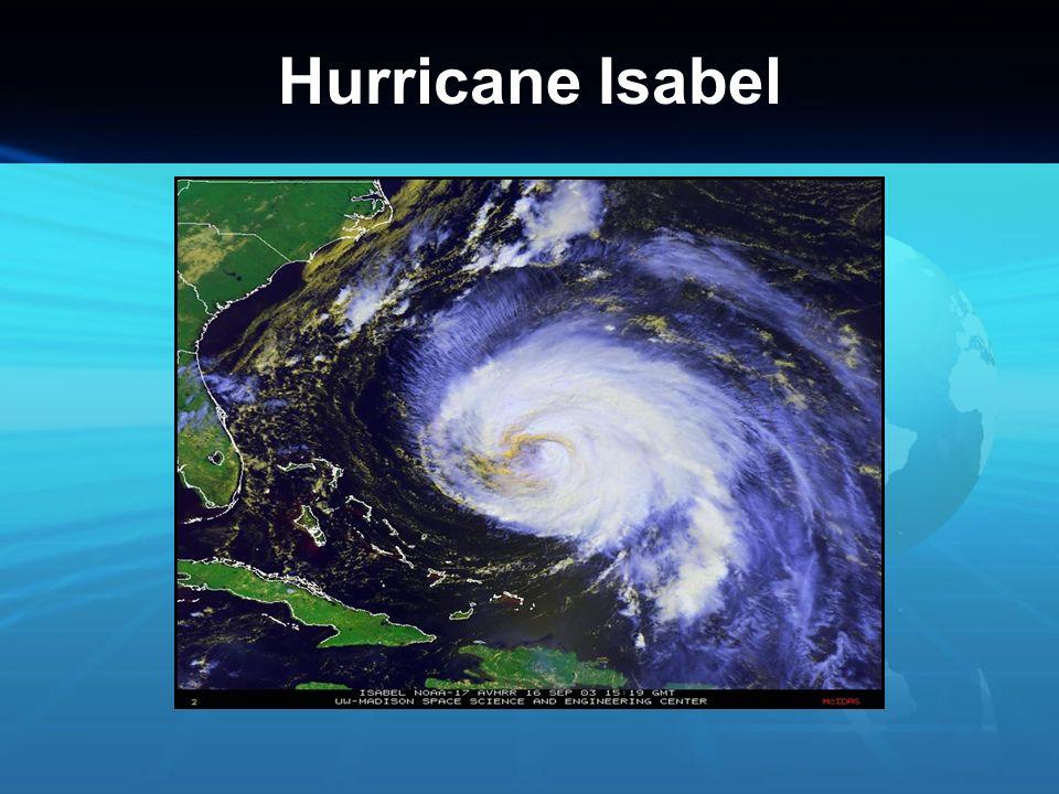 Hurricane Isabel