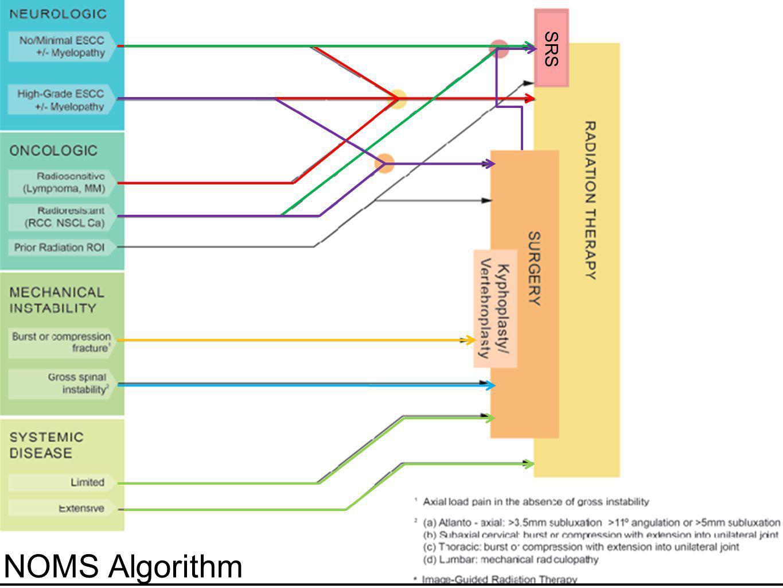 SRS NOMS Algorithm