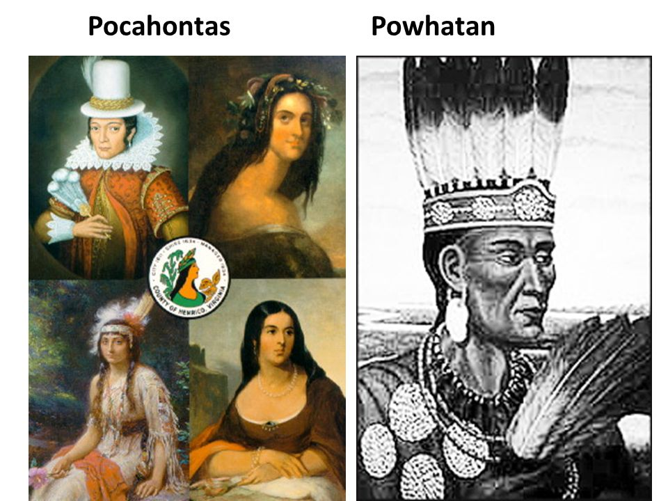 Pocahontas Powhatan