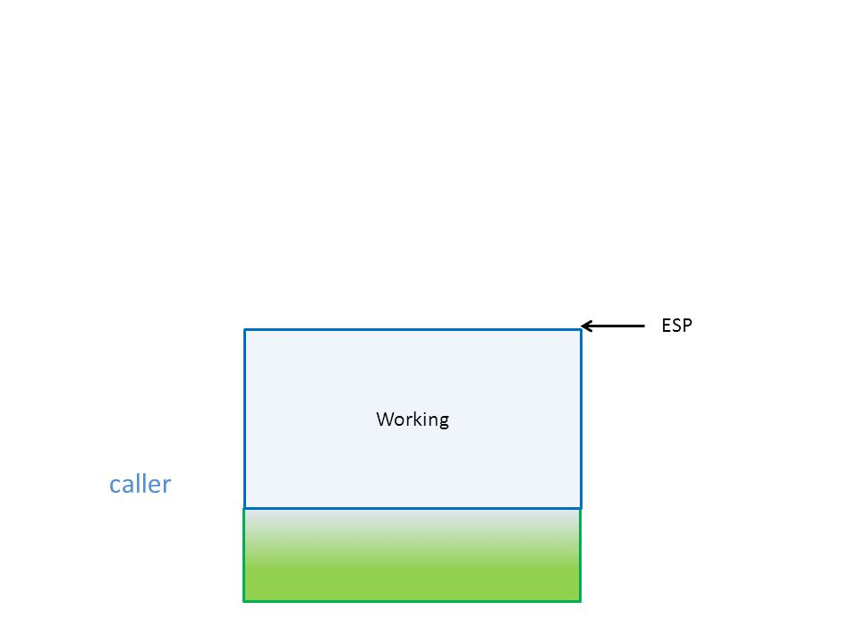 ESP Working caller
