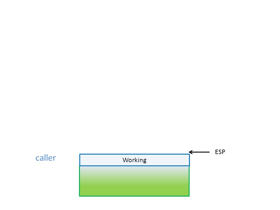 ESP caller Working