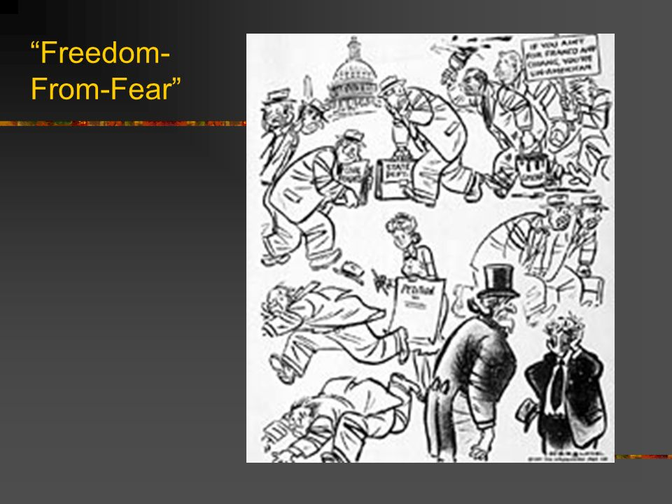 Freedom- From-Fear