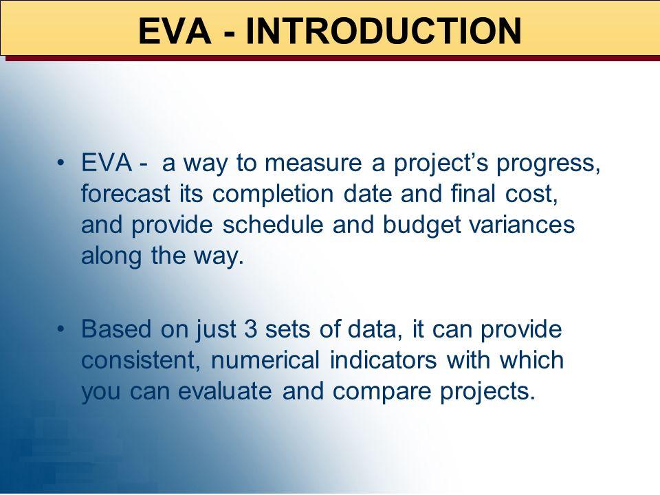 EVA - INTRODUCTION 02/10/99.