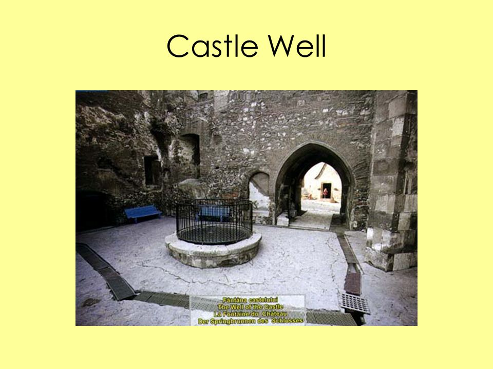 Castle Well