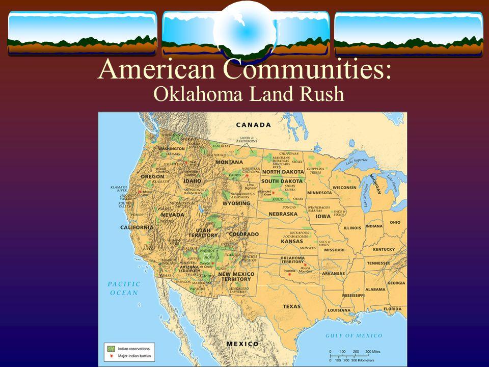 American Communities: