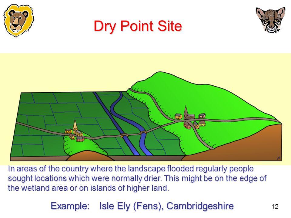 Example: Isle Ely (Fens), Cambridgeshire