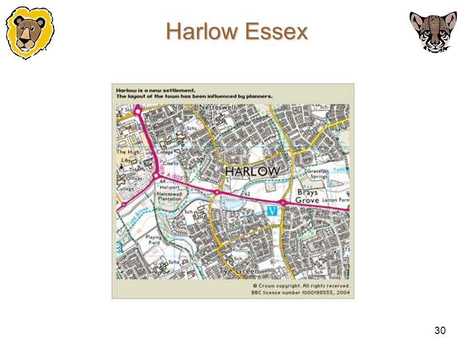 Harlow Essex