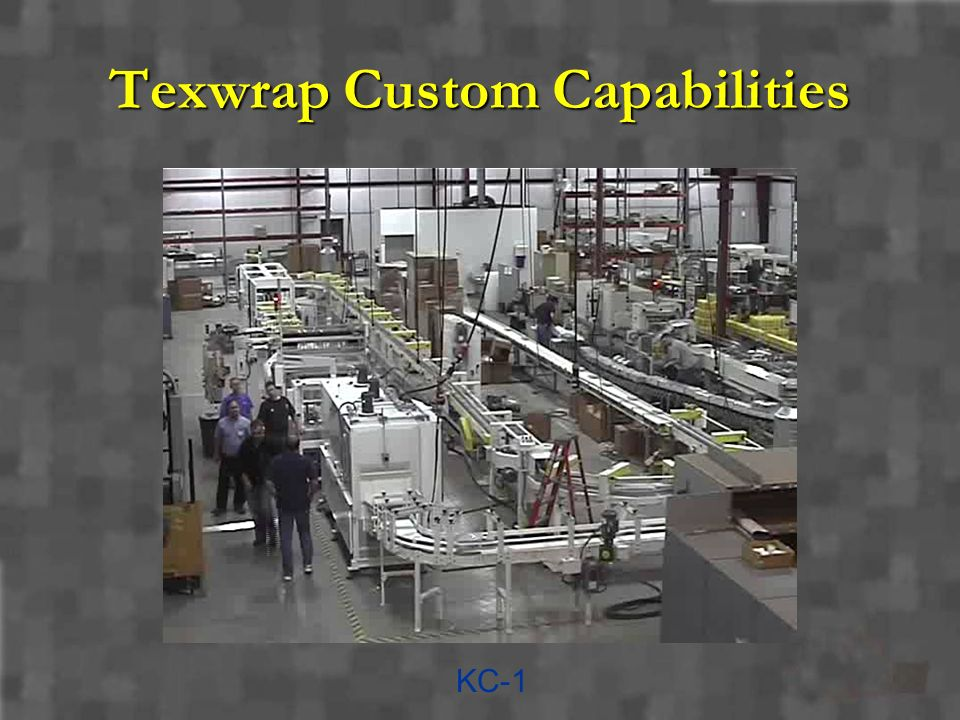 Texwrap Custom Capabilities