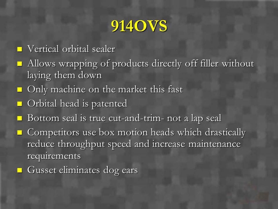914OVS Vertical orbital sealer