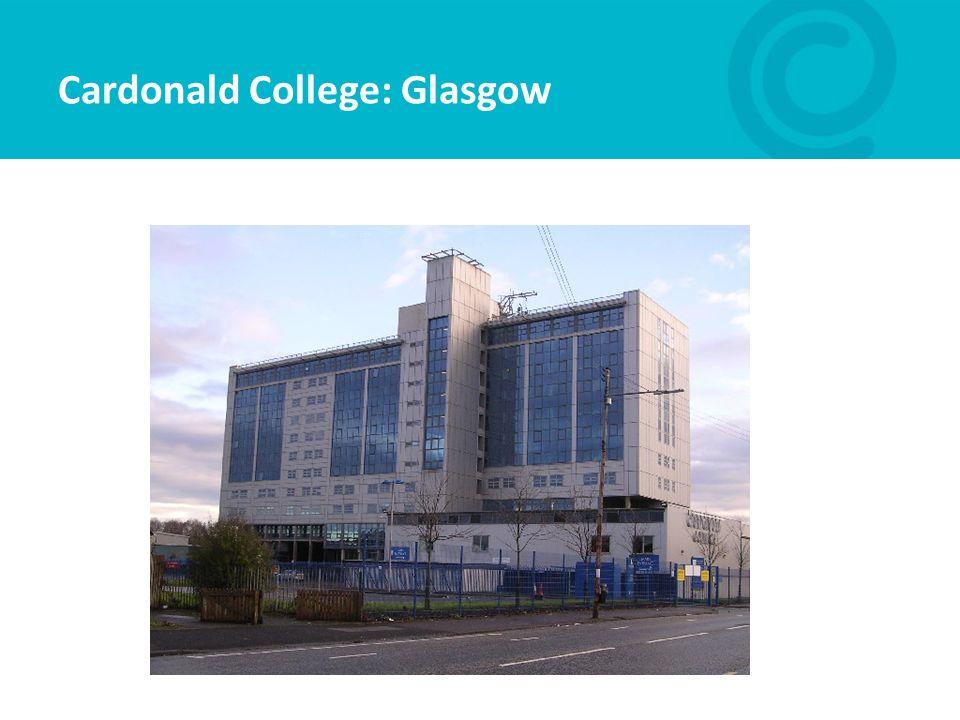Cardonald College: Glasgow