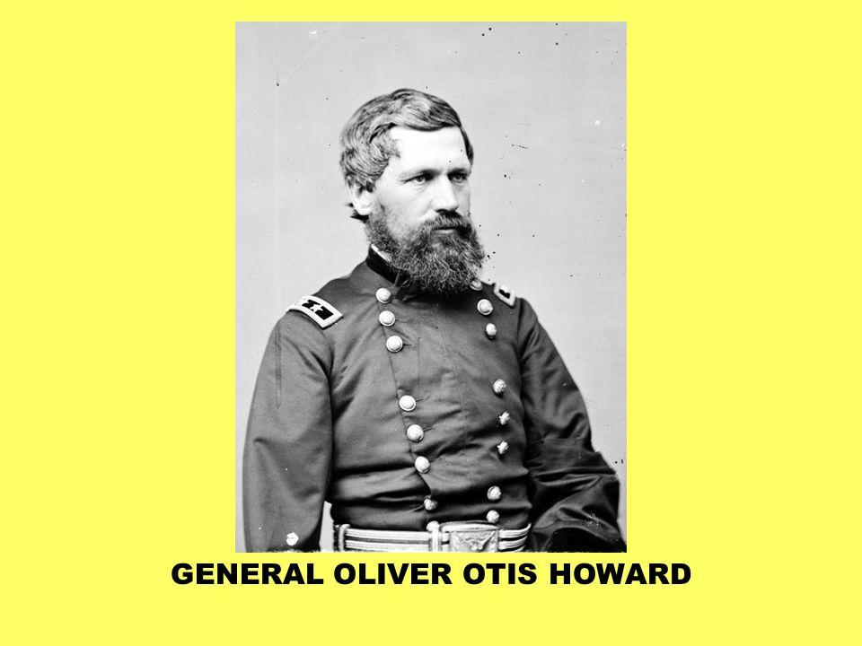 GENERAL OLIVER OTIS HOWARD