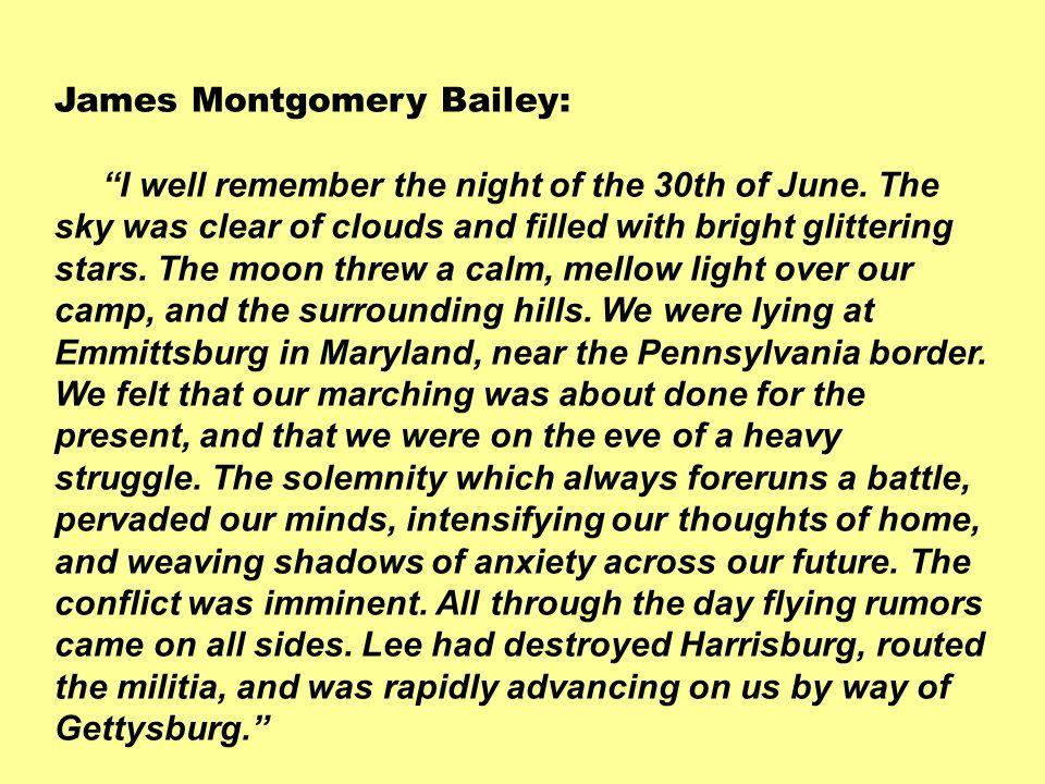 James Montgomery Bailey: