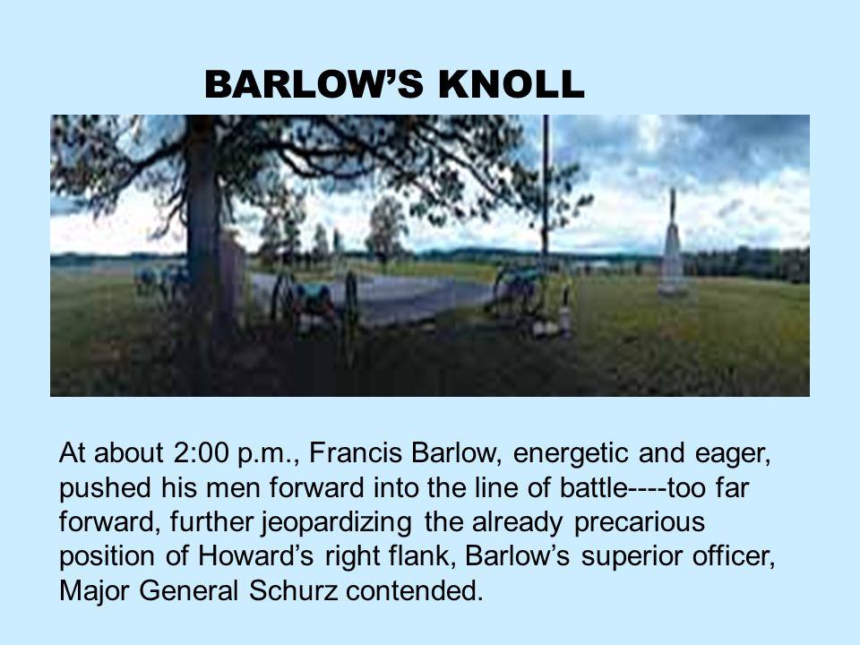 BARLOW'S KNOLL