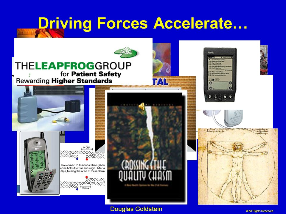 Driving Forces Accelerate…