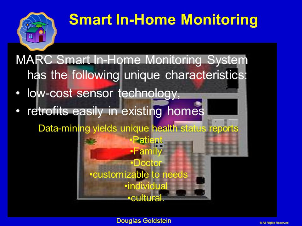 Smart In-Home Monitoring