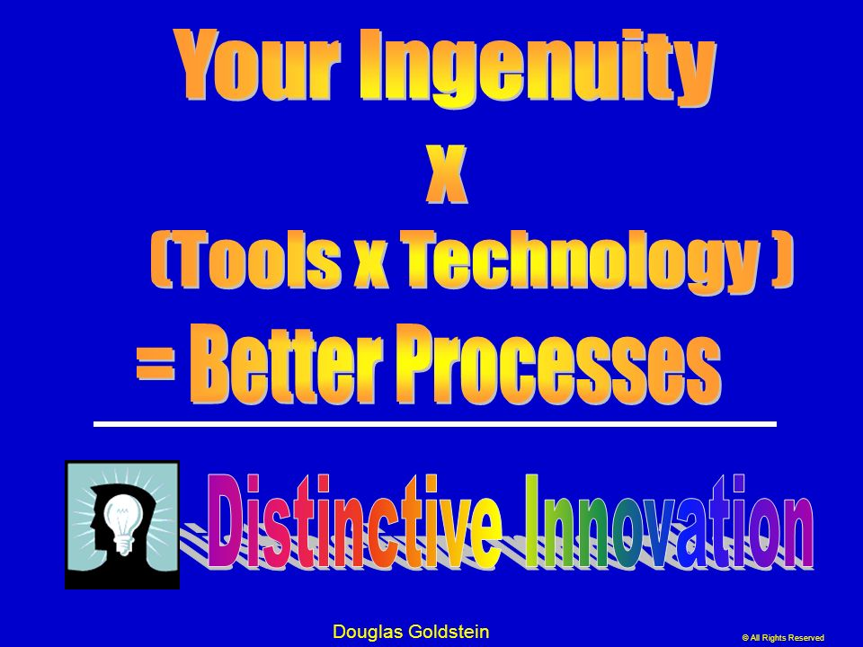 Distinctive Innovation
