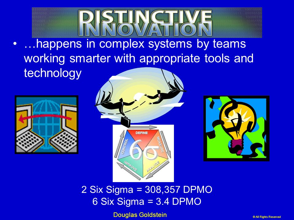 …happens in complex systems by teams working smarter with appropriate tools and technology