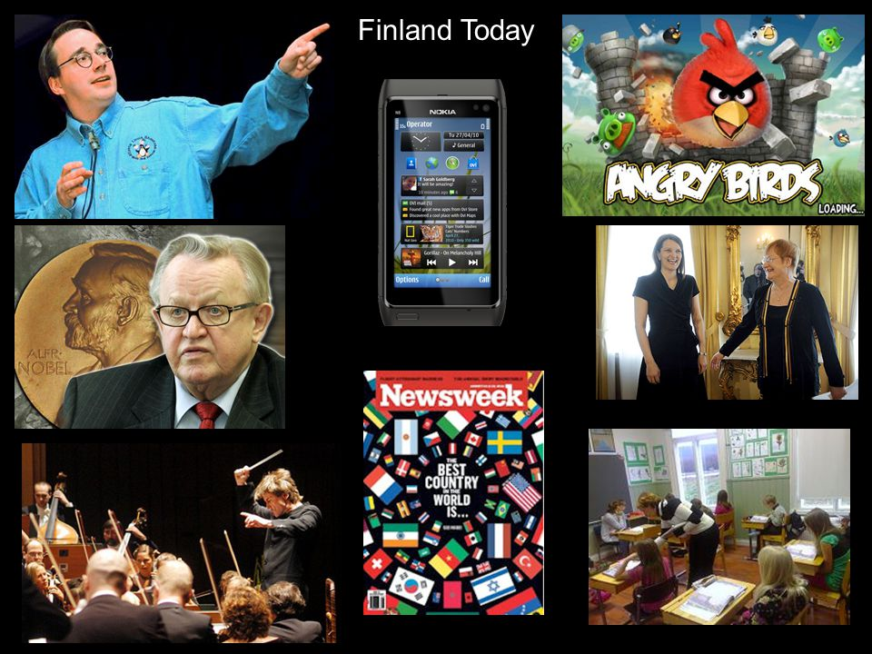 Finland Today