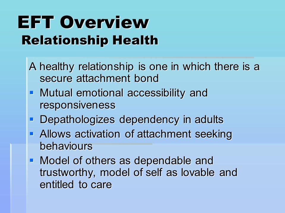 EFT Overview Relationship Health