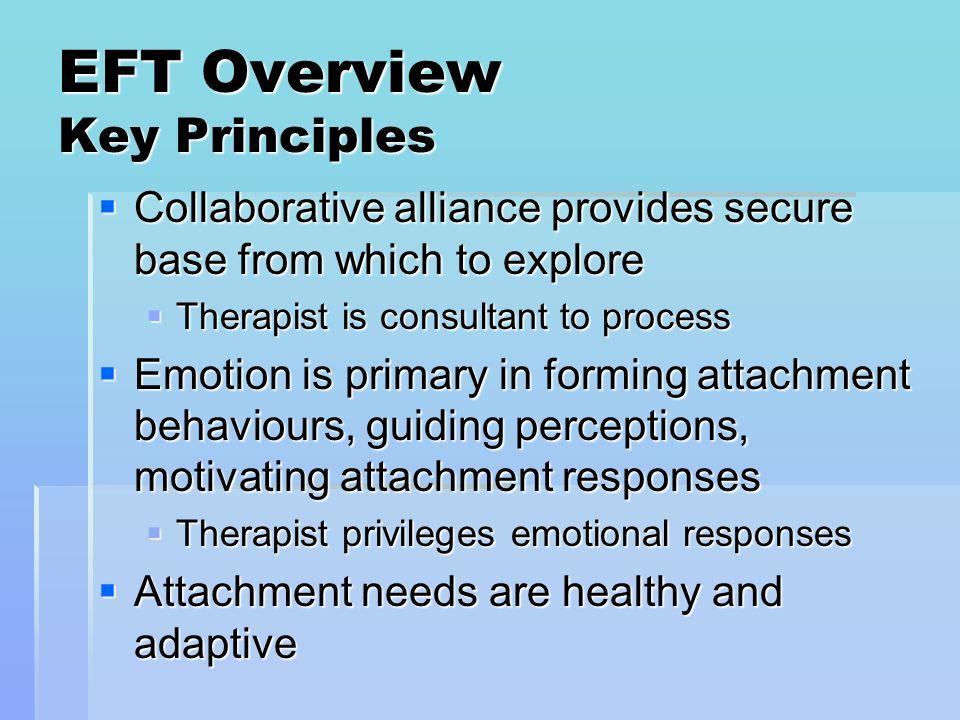 EFT Overview Key Principles
