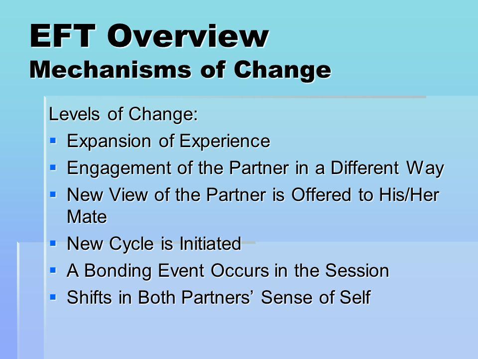 EFT Overview Mechanisms of Change
