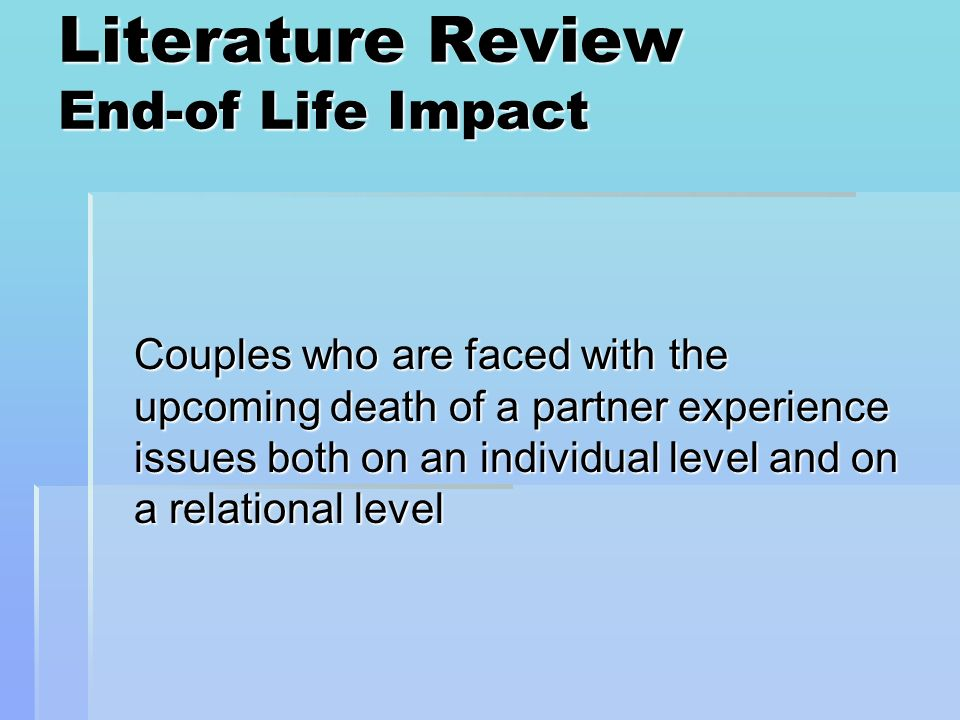 the experience of living in dialysis a literature review