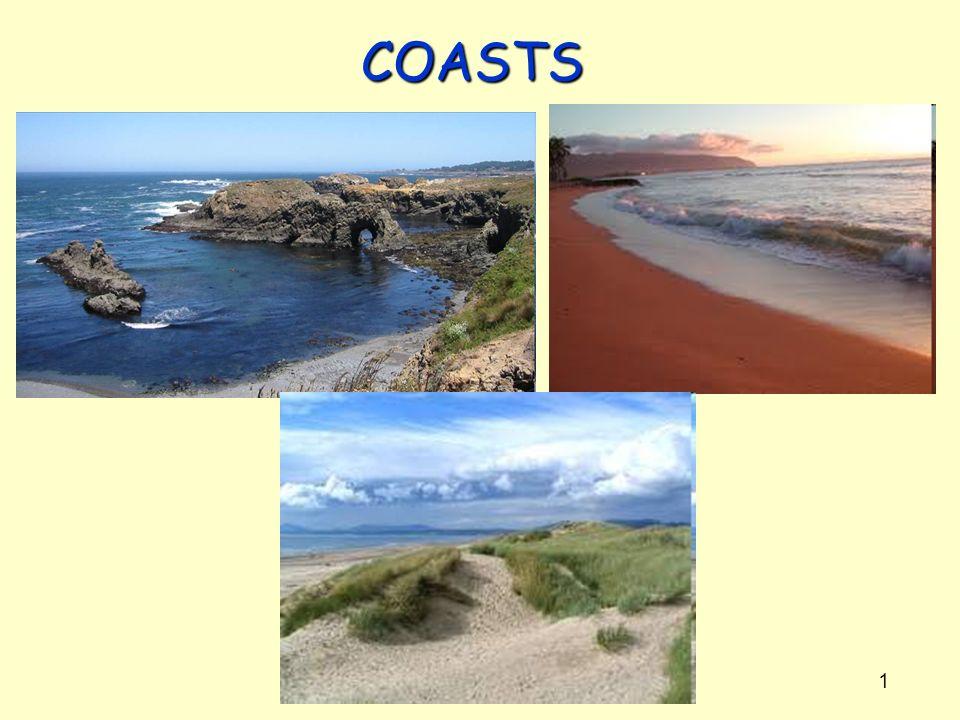 COASTS. - ppt video online download