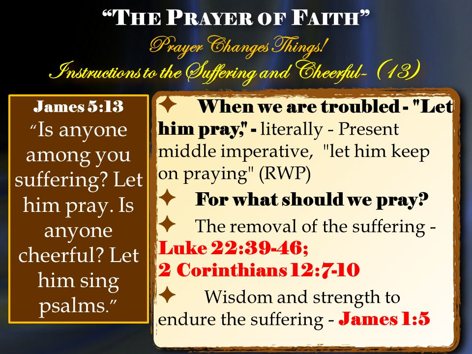 Instructions to the Suffering and Cheerful- (13)