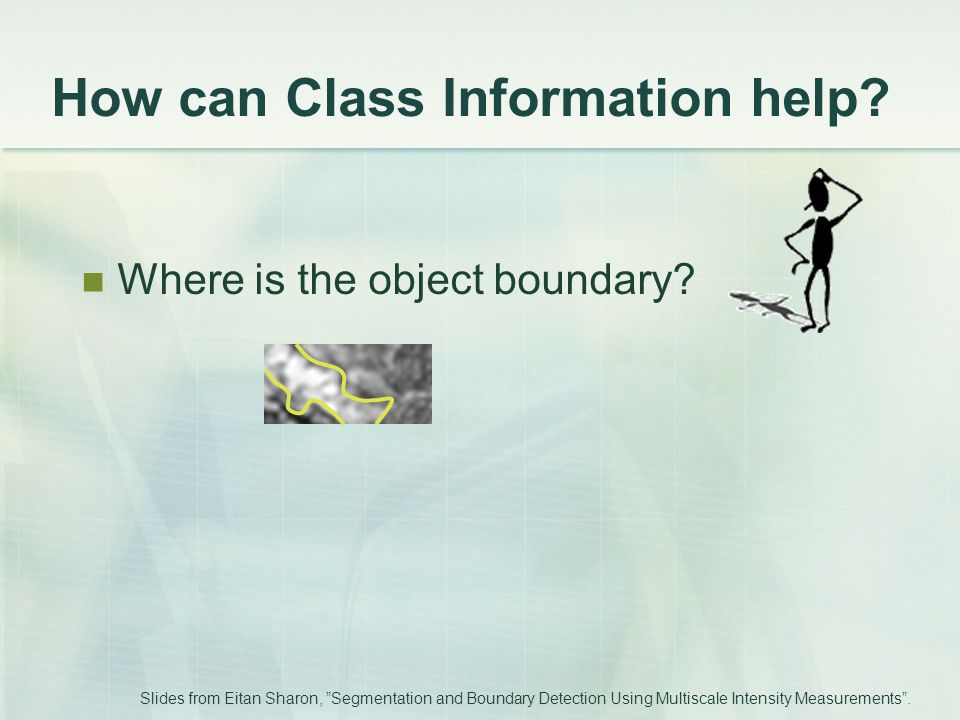 How can Class Information help