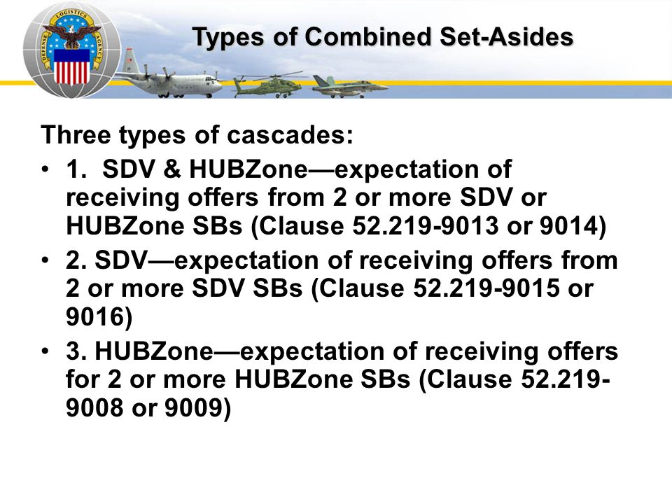 Types of Cascading Solicitations