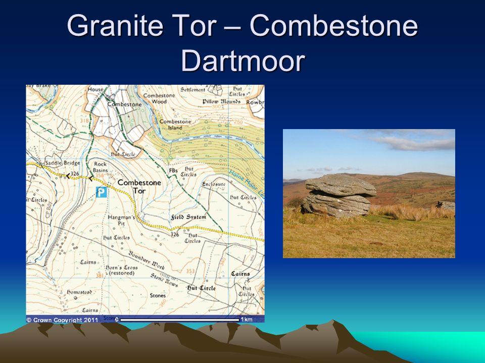 Granite Tor – Combestone Dartmoor