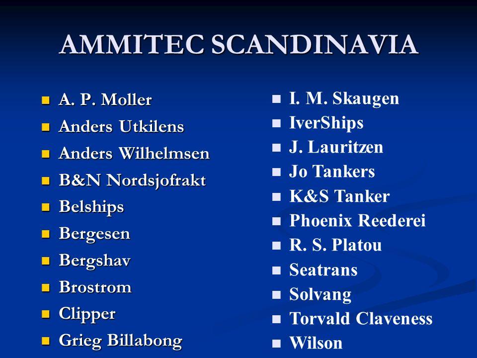 AMMITEC SCANDINAVIA A. P. Moller Anders Utkilens Anders Wilhelmsen
