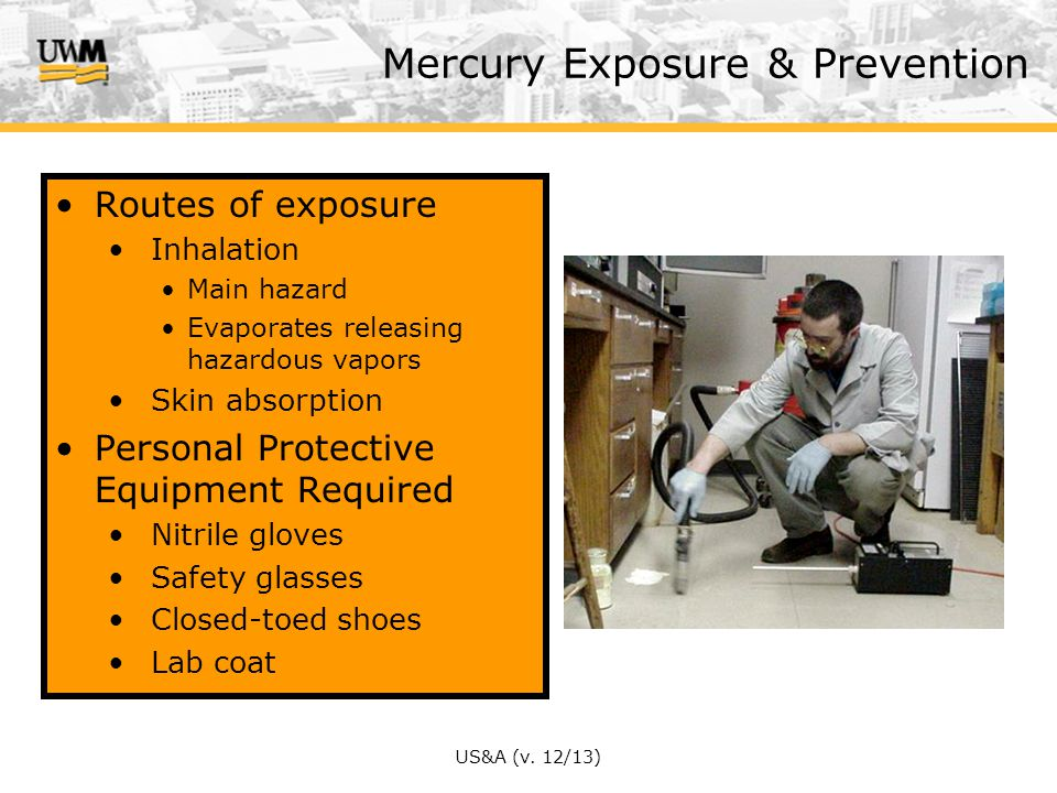 Mercury Exposure & Prevention