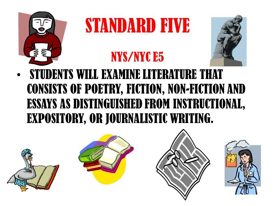 STANDARD FIVE NYS/NYC E5