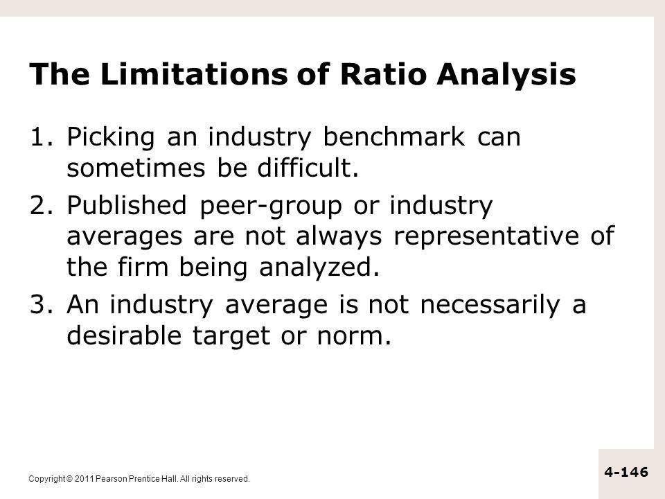 The Limitations of Ratio Analysis