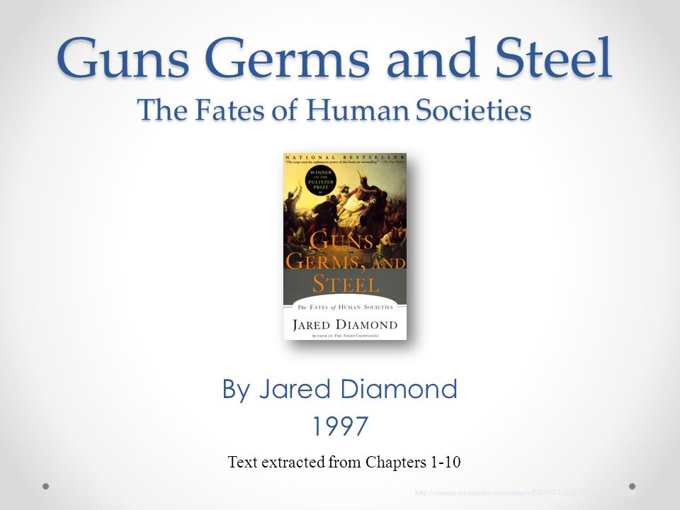 theme in guns germs and steel