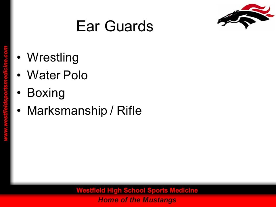 Ear Guards Wrestling Water Polo Boxing Marksmanship / Rifle