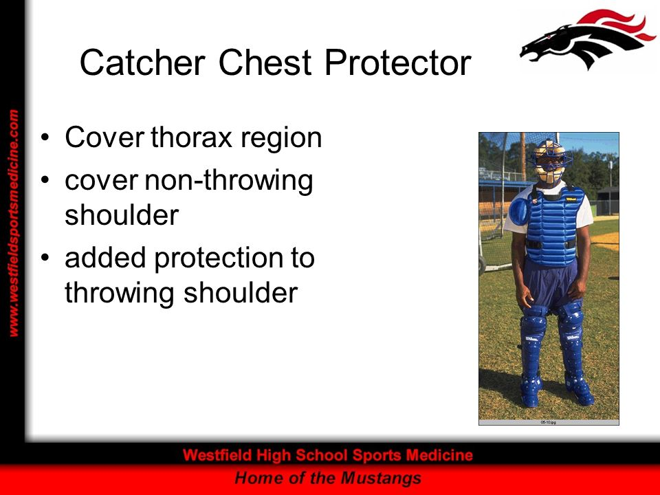 Catcher Chest Protector