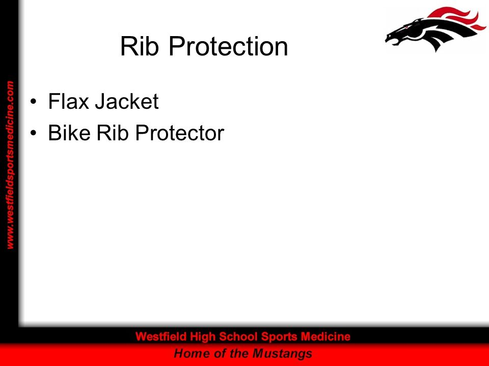 Rib Protection Flax Jacket Bike Rib Protector