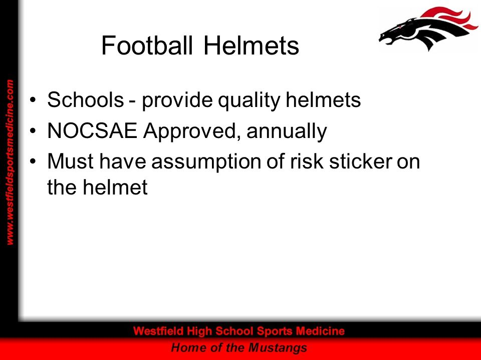 Football Helmets Schools - provide quality helmets